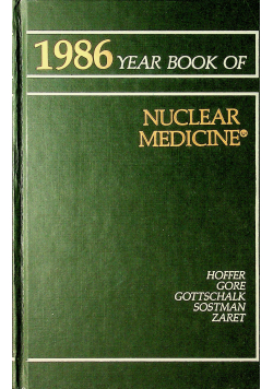 1986 Year Book of Nuclear Medicine