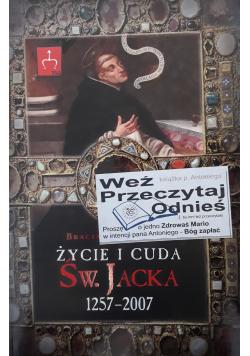 Życie i cuda św Jacka 1257 do 2007
