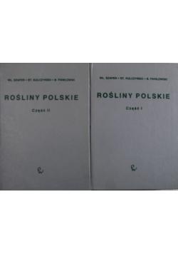 Rośliny polskie II Części