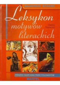 Leksykon motywów literackich