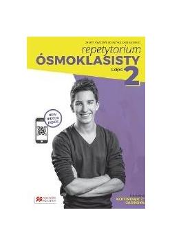 Repetytorium Ósmoklasisty SP 8 WB cz.2 MACMILLAN