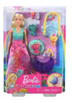 Barbie dreamtopia. Basniowe przedszkole GJK51
