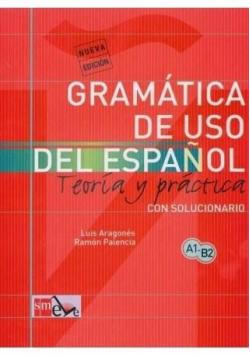Gramatica de uso del espanol A1-B2 Teoria y practi