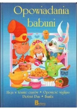 Opowiadania Babuni