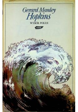 Hopkins Wybór poezji