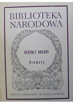 Brecht Dramaty