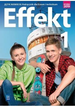 Effekt 1 Język niemiecki + Płyta CD