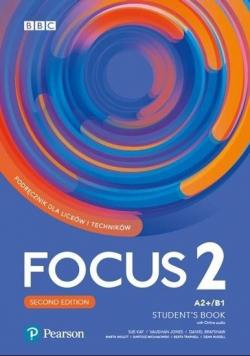 Focus 2 Second Edition plus CD