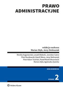 Prawo administracyjne wyd.2/2020