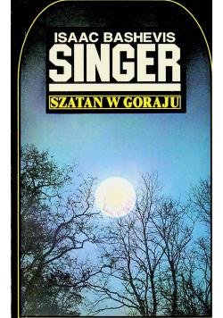 Singer Szatan w Goraju