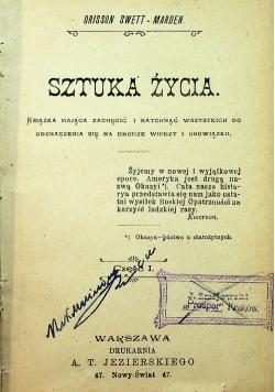 Sztuka Życia 1902 r