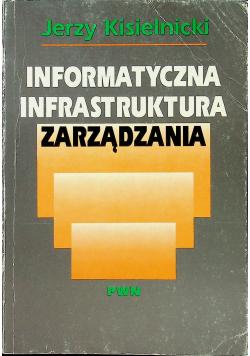 Informatyczna infrastruktura zarządzania
