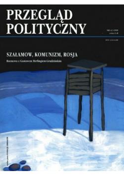Przegląd Polityczny Nr 42