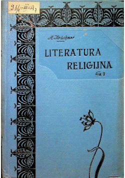 Literatura religijna w Polsce średniowiecznej II 1903 r