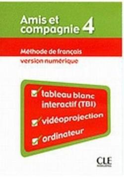 Amis et compagnie 4 materiały do tablicy interakty