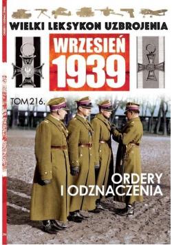 Wielki leksykon uzbrojenia T.216 Ordery i...