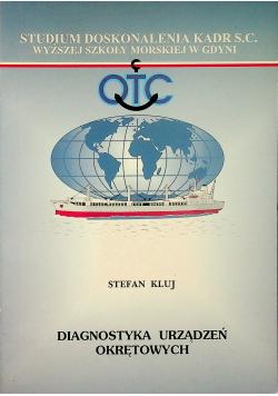 Diagnostyka urządzeń okrętowych
