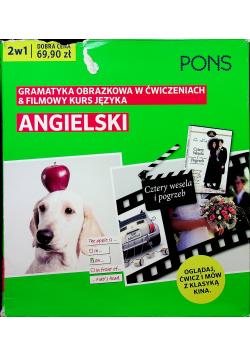 Gramatyka obrazkowa / filmowy kurs Angielski 2w1