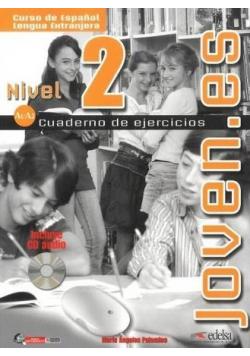 Joven.es 2 ćwiczenia + CD