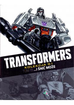 Transformers Tom 19 I śnić może
