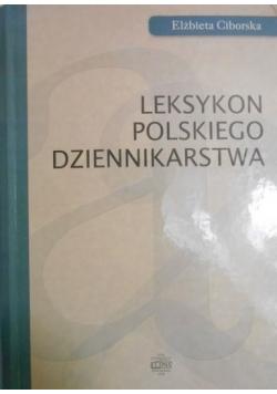Ciborska Elżbieta - Leksykon polskiego dziennikarstwa