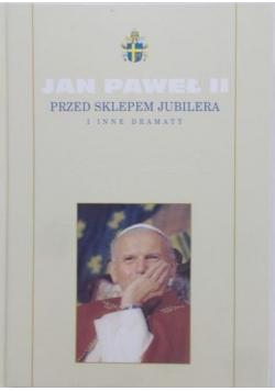 Jan Paweł II przed sklepem jubilera i inne dramaty