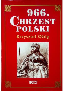 966 Chrzest Polski