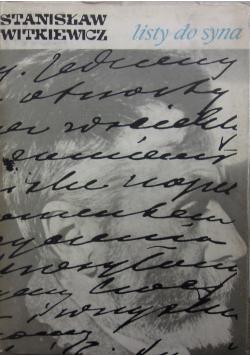 Listy do syna