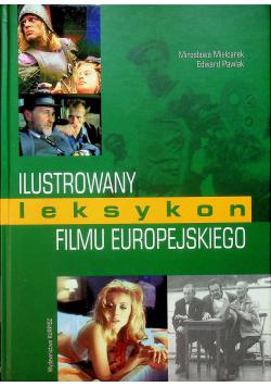 Ilustrowany leksykon filmu europejskiego