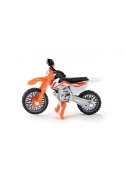 Siku 13 - Motocykl KTM SX-F 4500 S1391 NOWA