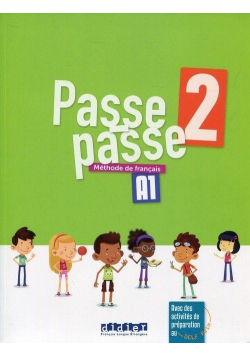 Passe-Passe 2 podręcznik A1 DIDIER
