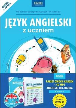Pakiet: Język angielski z uczniem (2 książki+CD)