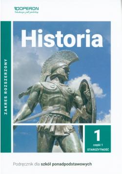 Historia 1 Podręcznik Zakres rozszerzony Część 1