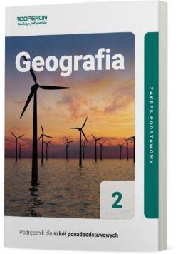 Geografia LO 2 Podr. ZP wyd.2020 OPERON