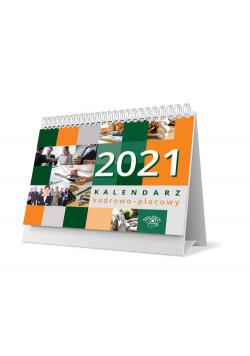 Kalendarz kadrowo-płacowy 2021