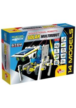 Hi Tech Robot 14w1 na energię słoneczną