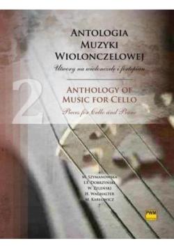 Antologia muzyki wiolonczelowej z.2 PWM