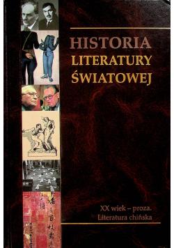 Słownik bohaterów literackich Tom 11 XX wiek proza Literatura chińska
