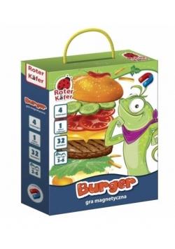 Burger gra magnetyczna