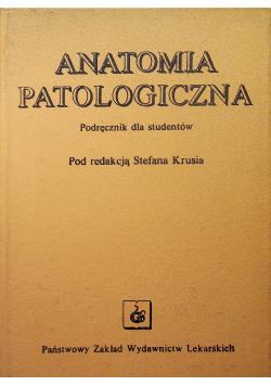 Anatomia patologiczna