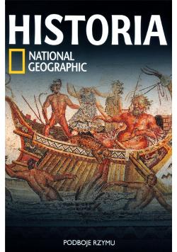 Historia National Geographic tom 11 Podboje Rzymu