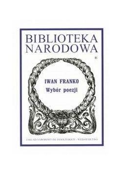 Iwan Franko. Wybór poezji