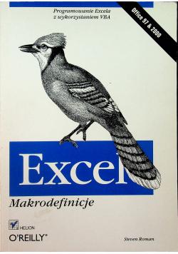 Excel Makrodefinicje