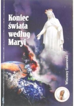 Koniec świata według Maryi