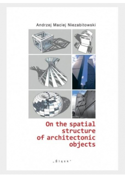 On the spatial structure of architectonic objects