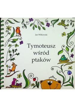 Tymoteusz wśród ptaków + CD
