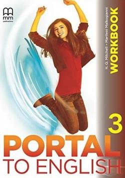 Portal to English 3 WB + CD MM PUBLICATIONS