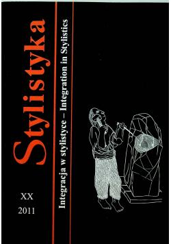 Stylistyka XX Integracja w stylistyce