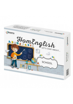 HomEnglish Let's chat about School REGIPIO