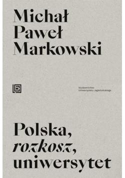 Polska, rozkosz, uniwersytet